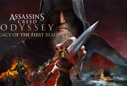 Assassin's Creed Odyssey Legacy Of The First Blade Wallpaper