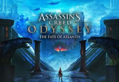 Assassin's Creed Odyssey The Fate Of Atlantis Wallpaper