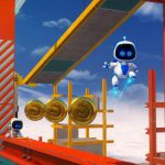 Astro Bot Rescue Mission Gameplay Screenshot