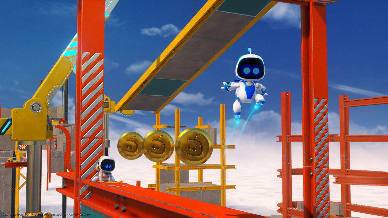 Astro Bot Rescue Mission Gameplay Screenshot 6