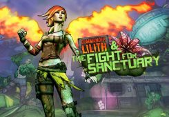 Borderlands 2 Commander Lilith And The Fight For Sanctuary Wallpaper