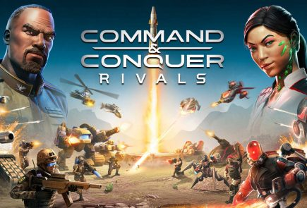 Command & Conquer Rivals Wallpaper