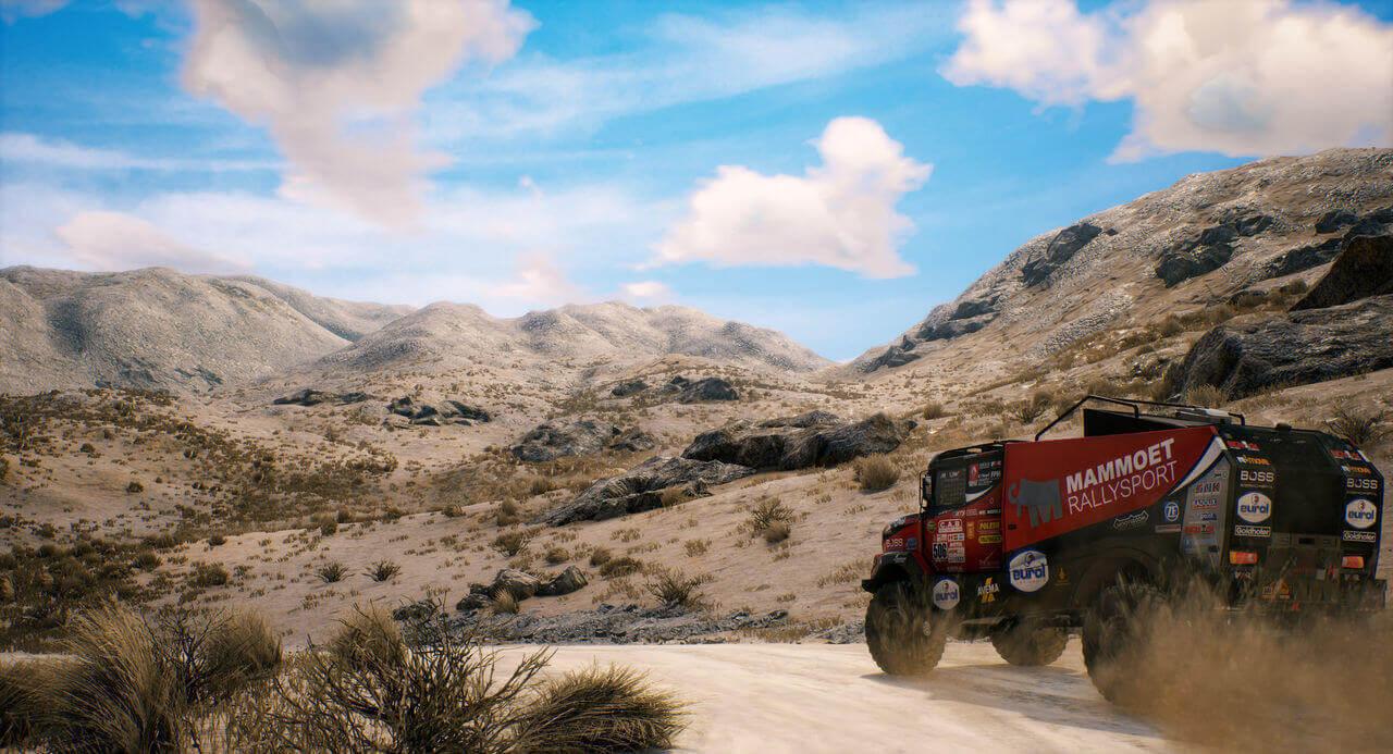 Dakar 18 Gameplay Screenshot 1