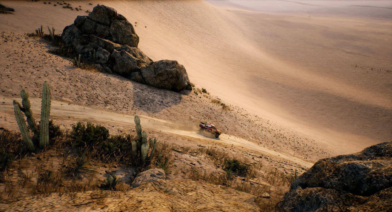 Dakar 18 Gameplay Screenshot 5