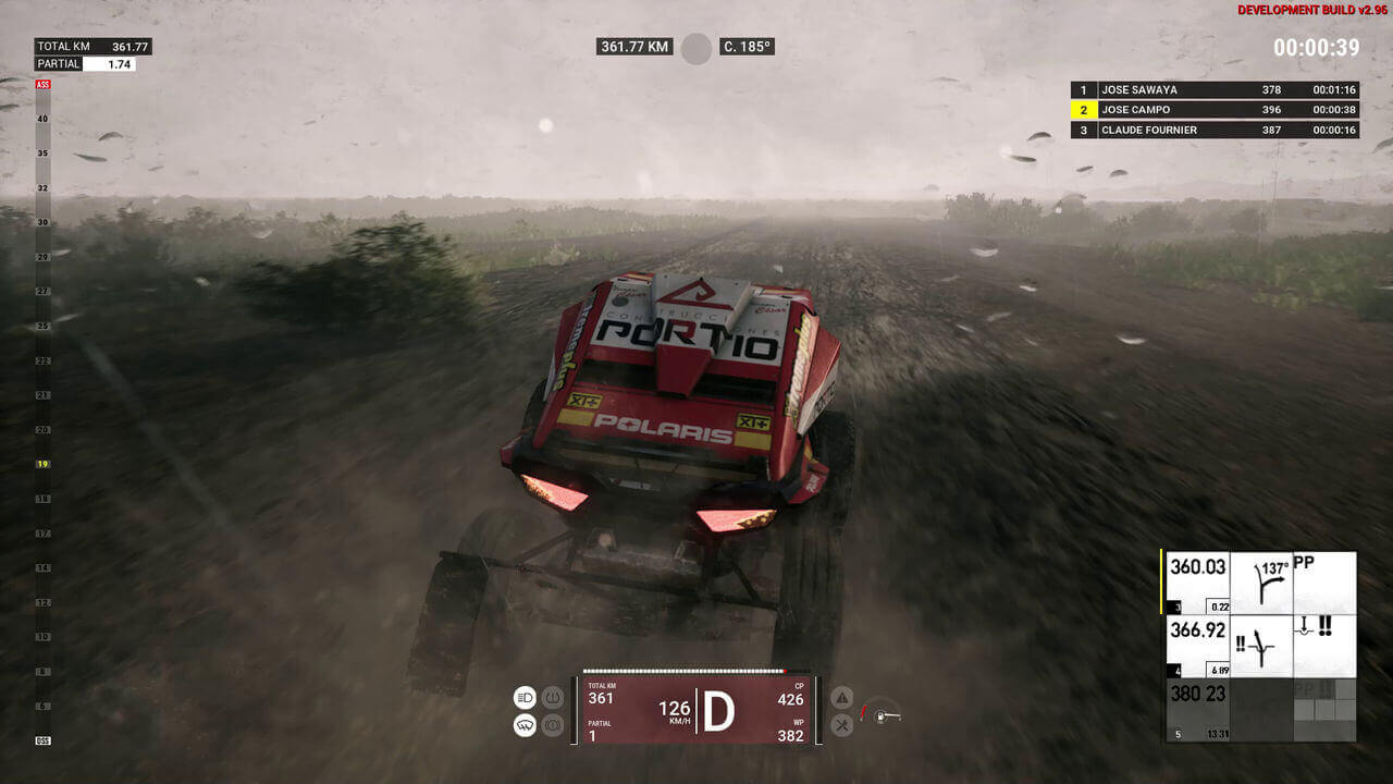 Dakar 18 Gameplay Screenshot 6