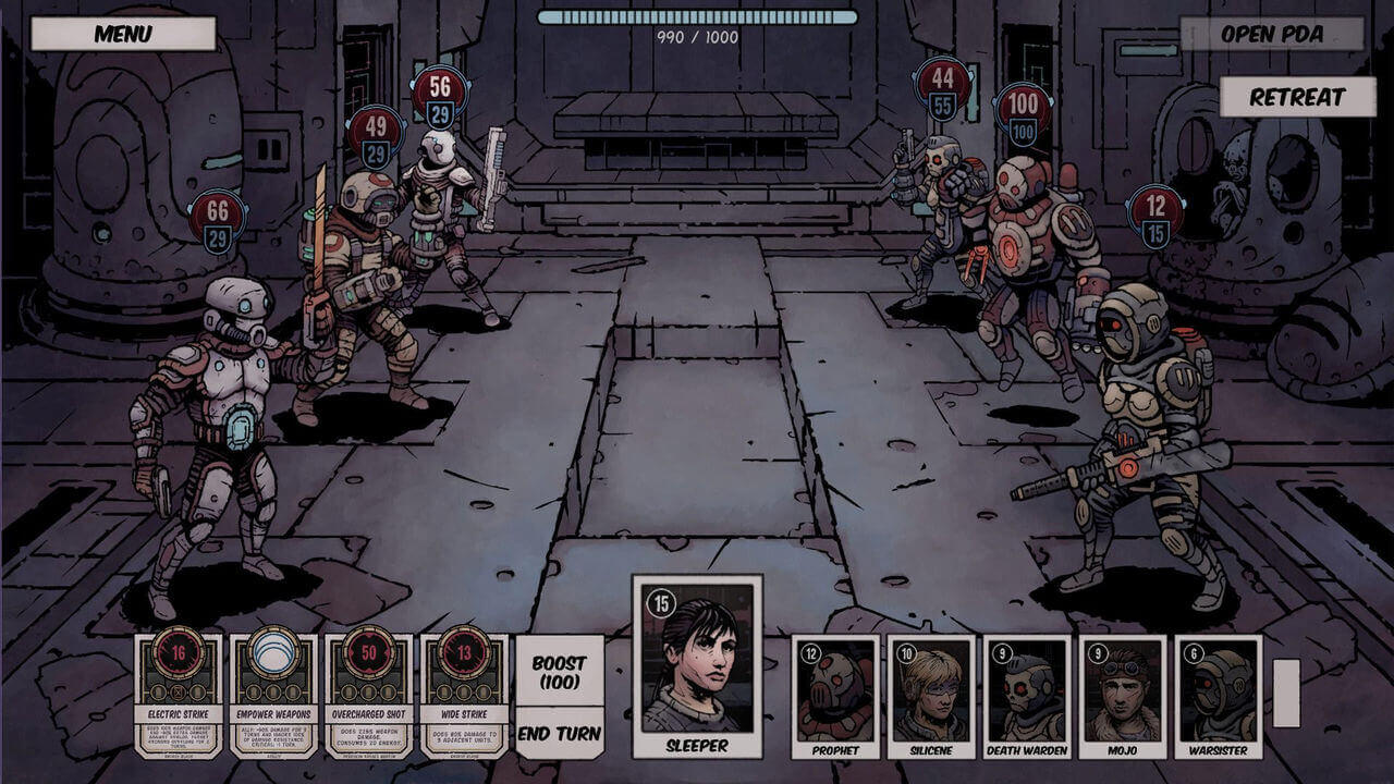 Deep Sky Derelicts Gameplay Screenshot 4