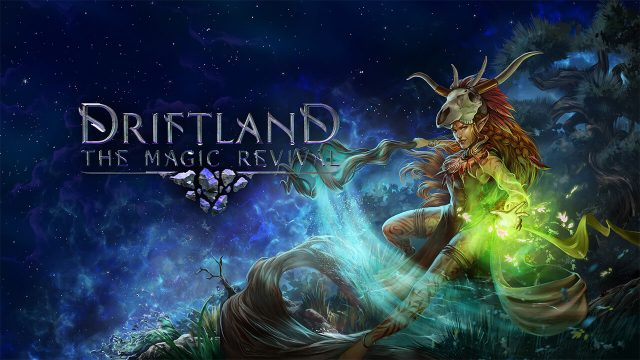 Driftland The Magic Revival Wallpaper