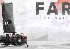 عکسی از بازی FAR Lone Sails