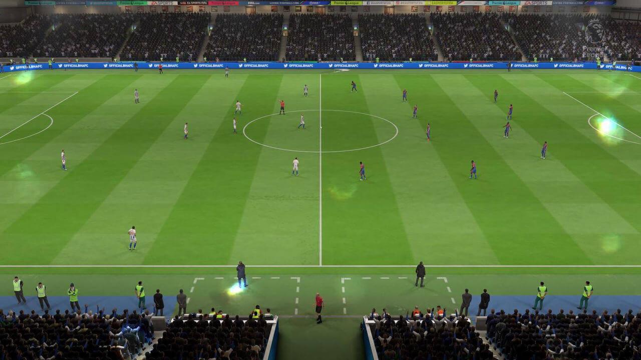 FIFA 19 Gameplay Screenshot 3
