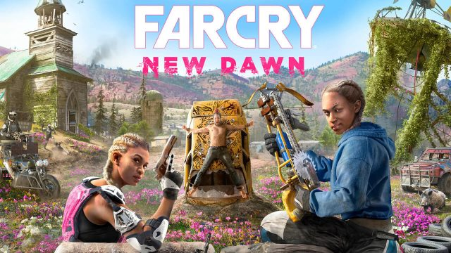 Far Cry New Dawn Wallpaper