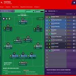 Football Manager 2019 Gameplay Screenshot 1