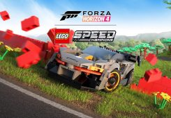 Forza Horizon 4 LEGO Speed Champions Wallpaper