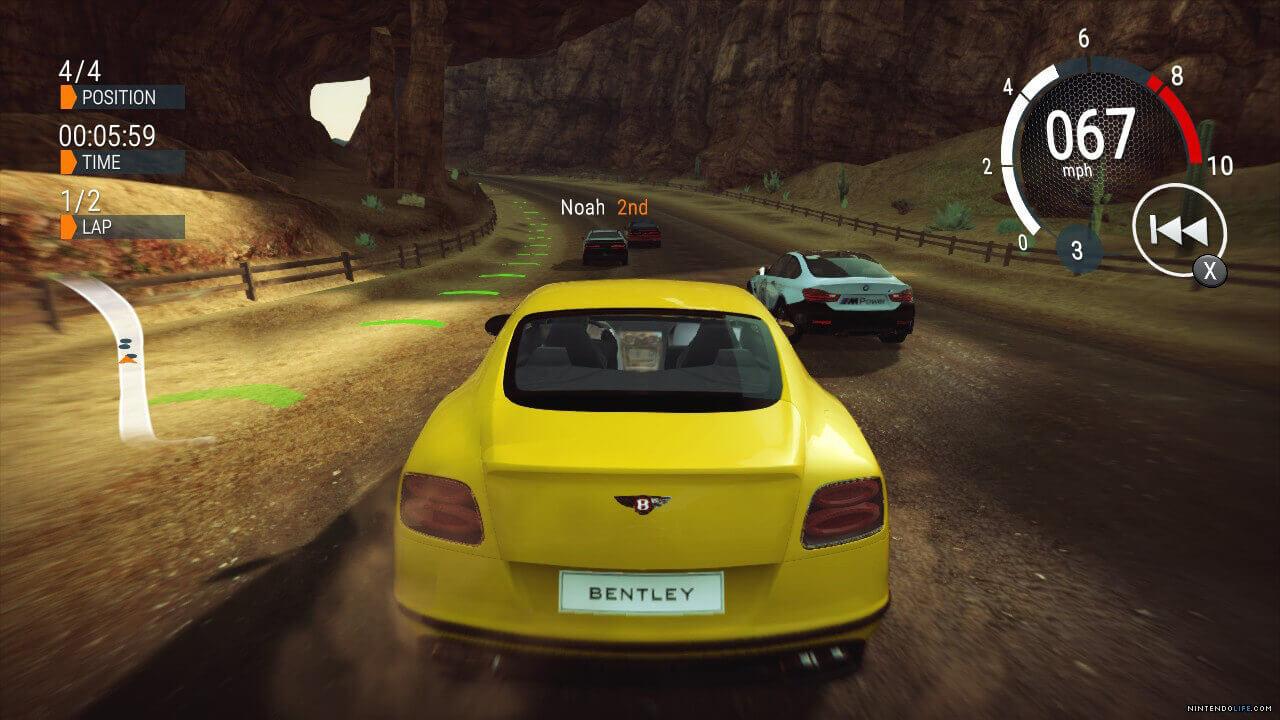 Gear.Club Unlimited Gameplay Screenshot 1