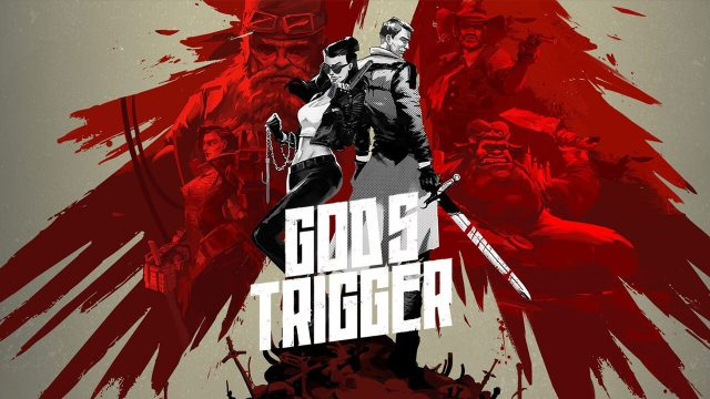 God's Trigger Wallpaper