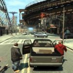 Grand Theft Auto 4 Gameplay Screenshot 1