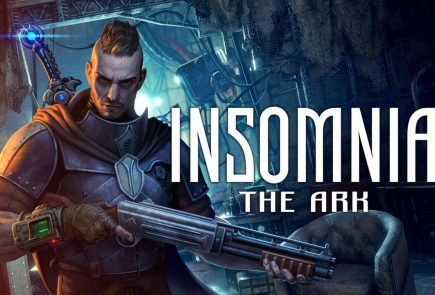 InSomnia The Ark Wallpaper