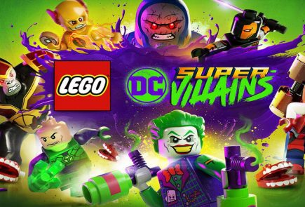 LEGO DC Super Villains Wallpaper