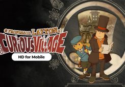 Layton Curious Village In HD Wallpaper