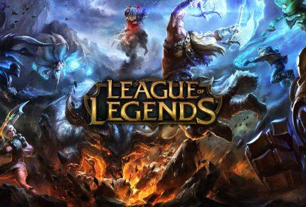 والپیپر باز league of legends