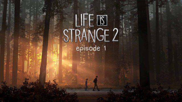 Life Is Strange 2 Episode 1 Wallpaper