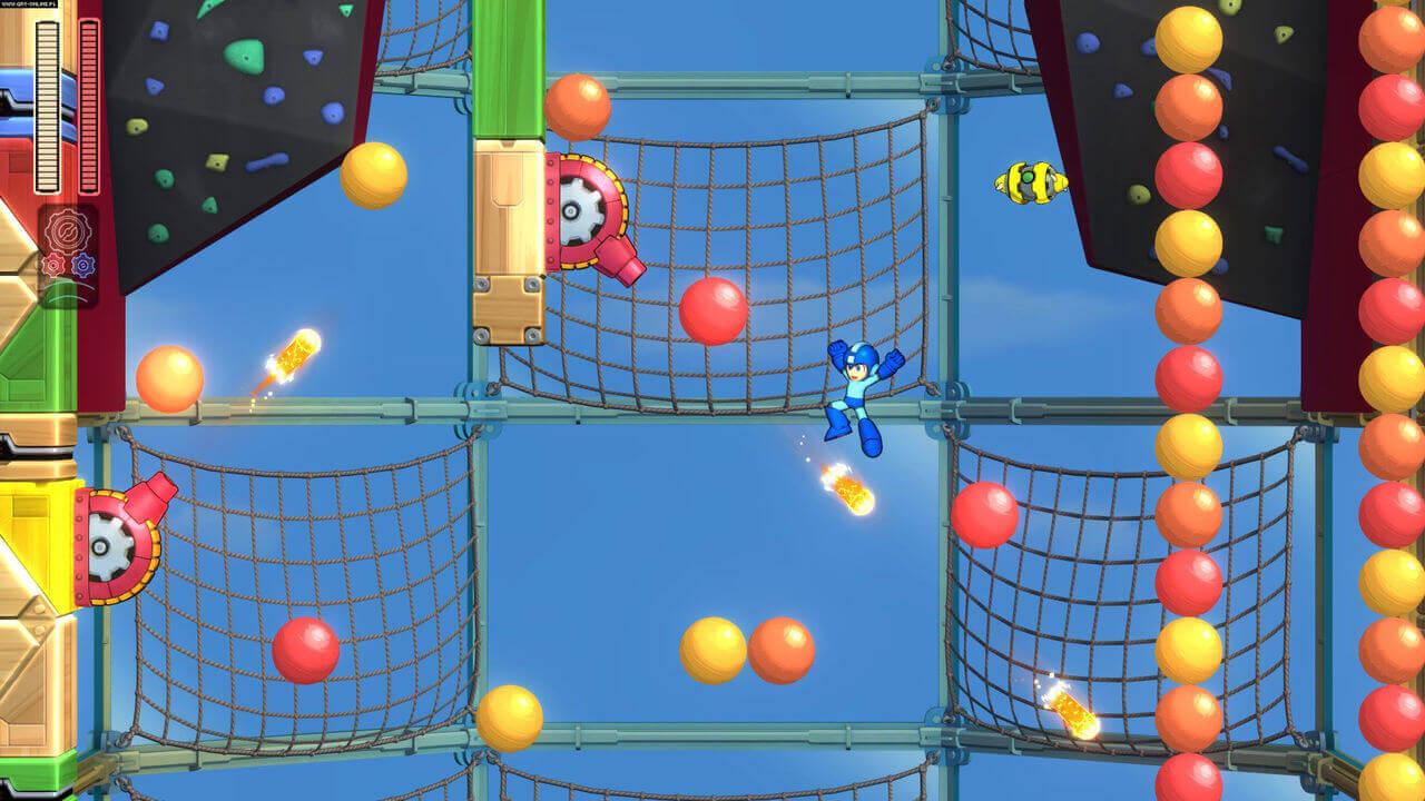 Mega Man 11 Gameplay Screenshot 3