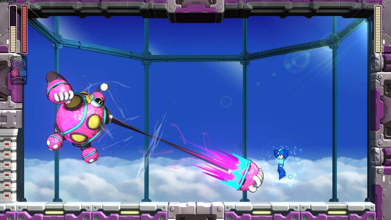 Mega Man 11 Gameplay Screenshot 5