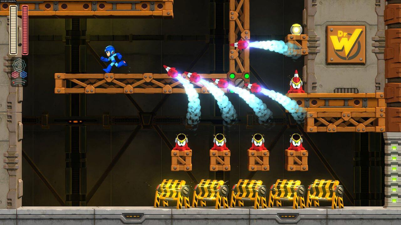 Mega Man 11 Gameplay Screenshot 6