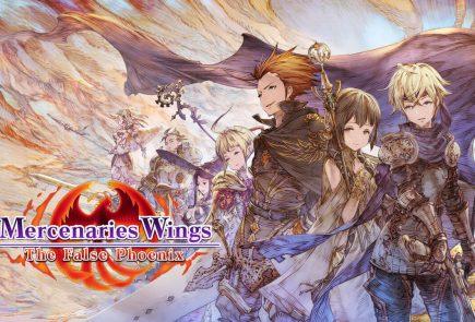 Mercenaries Wings The False Phoenix Wallpaper