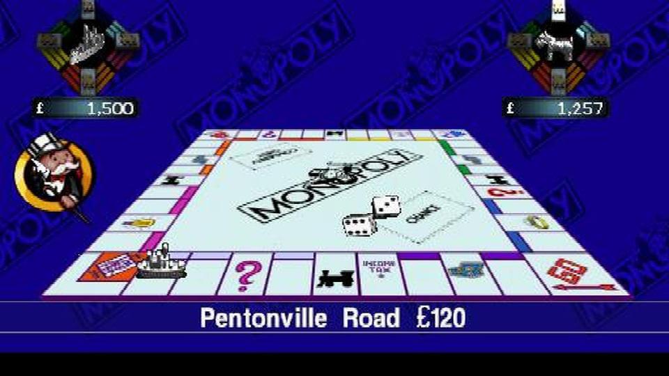 بازی رومیزی Monopoly