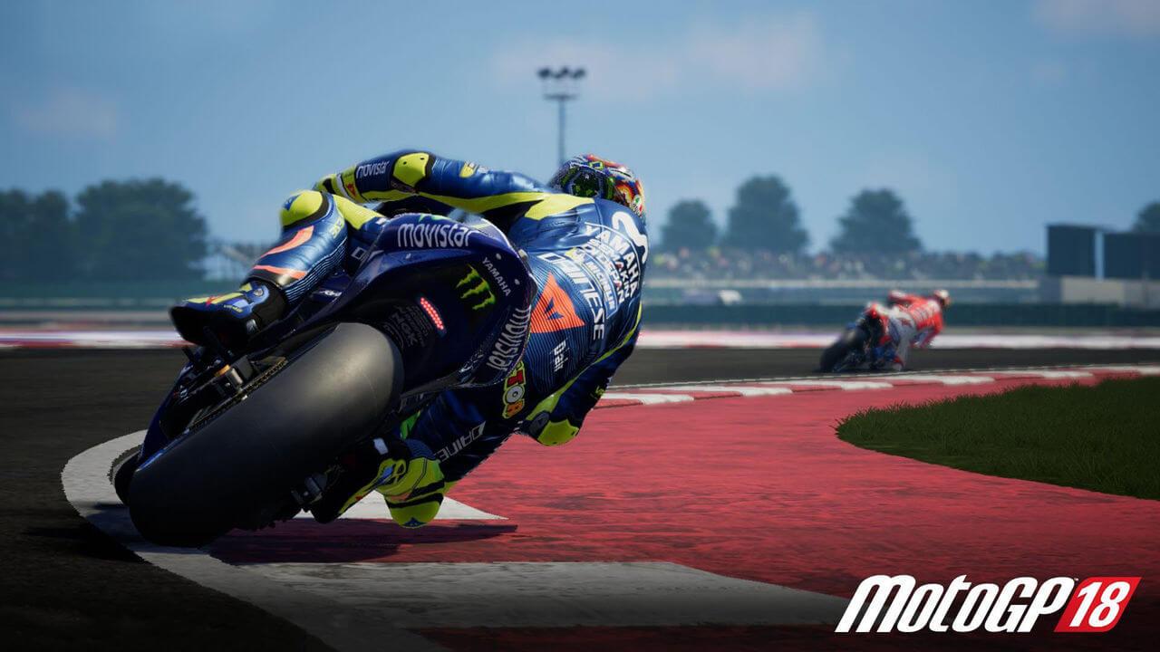 MotoGP 18 Screenshot