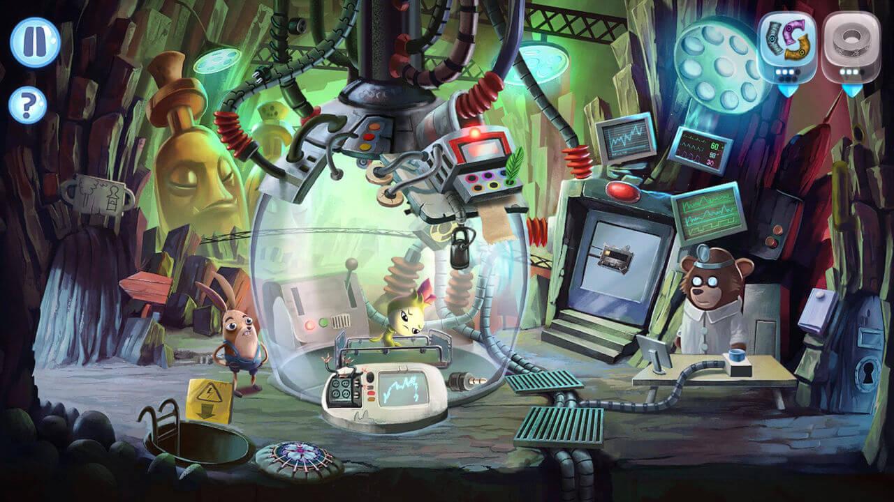 My Brother Rabbit Gameplay Screenshot 2