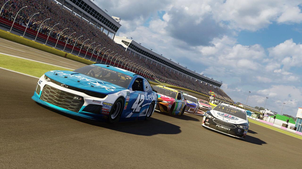 NASCAR Heat 3 Gameplay Screenshot 1