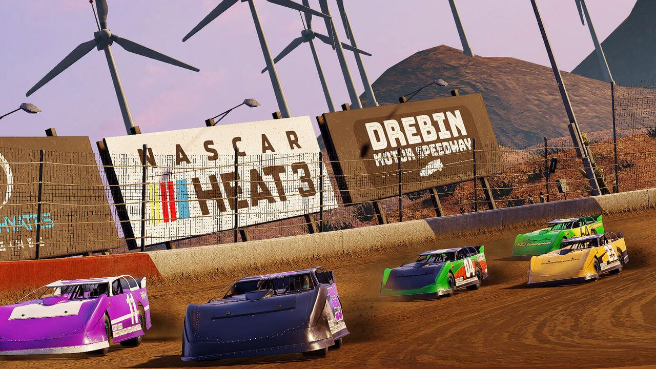 NASCAR Heat 3 Gameplay Screenshot 3