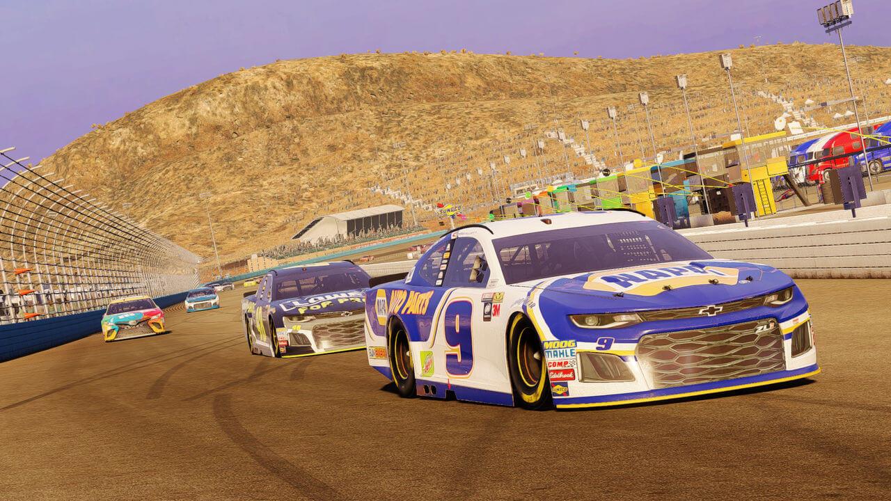 NASCAR Heat 3 Gameplay Screenshot 4