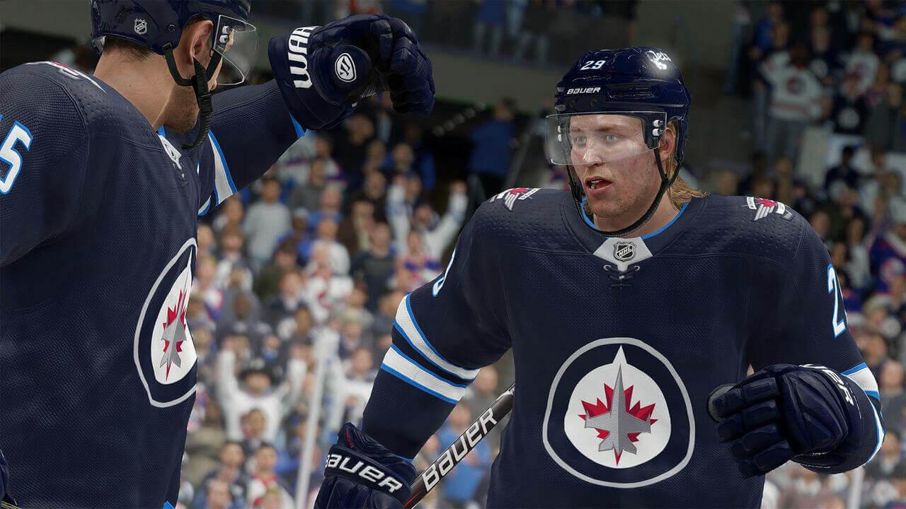NHL 19 Gameplay Screenshot 3