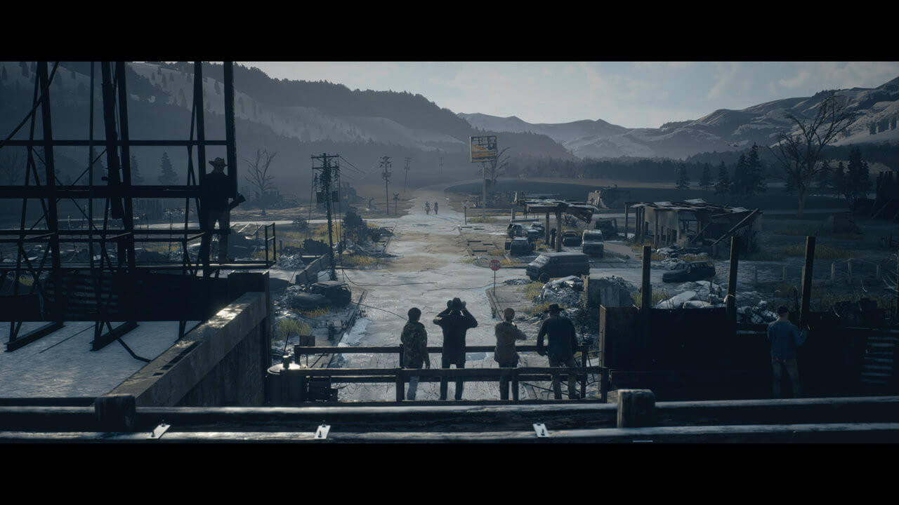 Planet Of The Apes Last Frontier Gameplay Screenshot 1