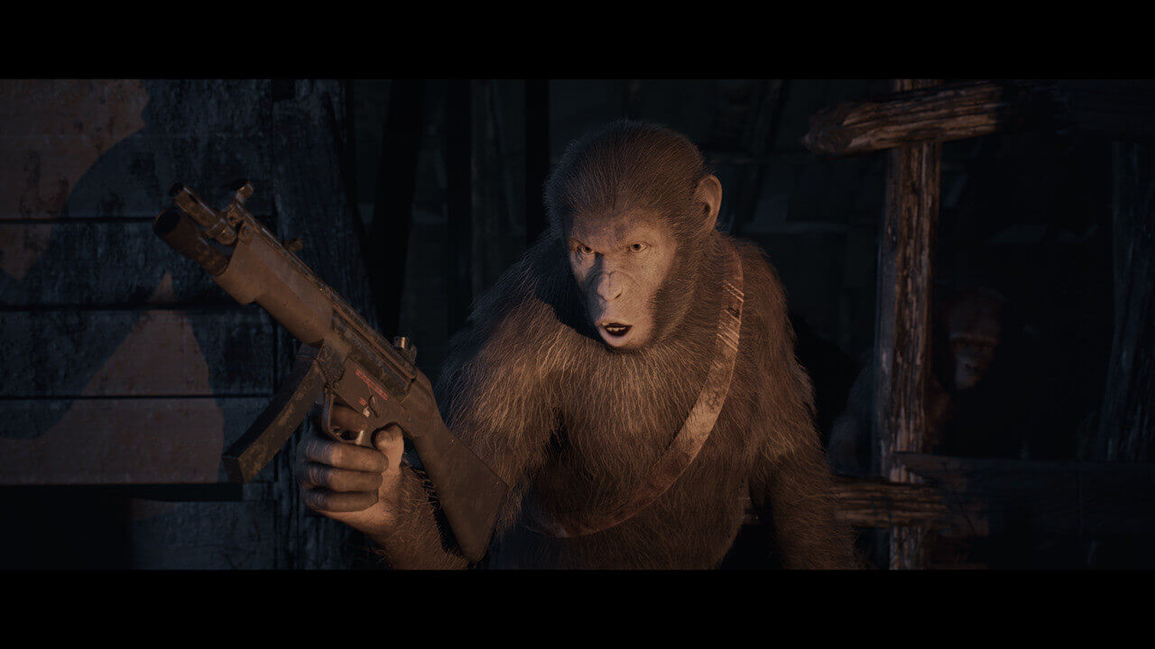 Planet Of The Apes Last Frontier Gameplay Screenshot 4