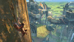 بازی Prince Of Persia ساخته شرکت Ubisoft در سال 2008