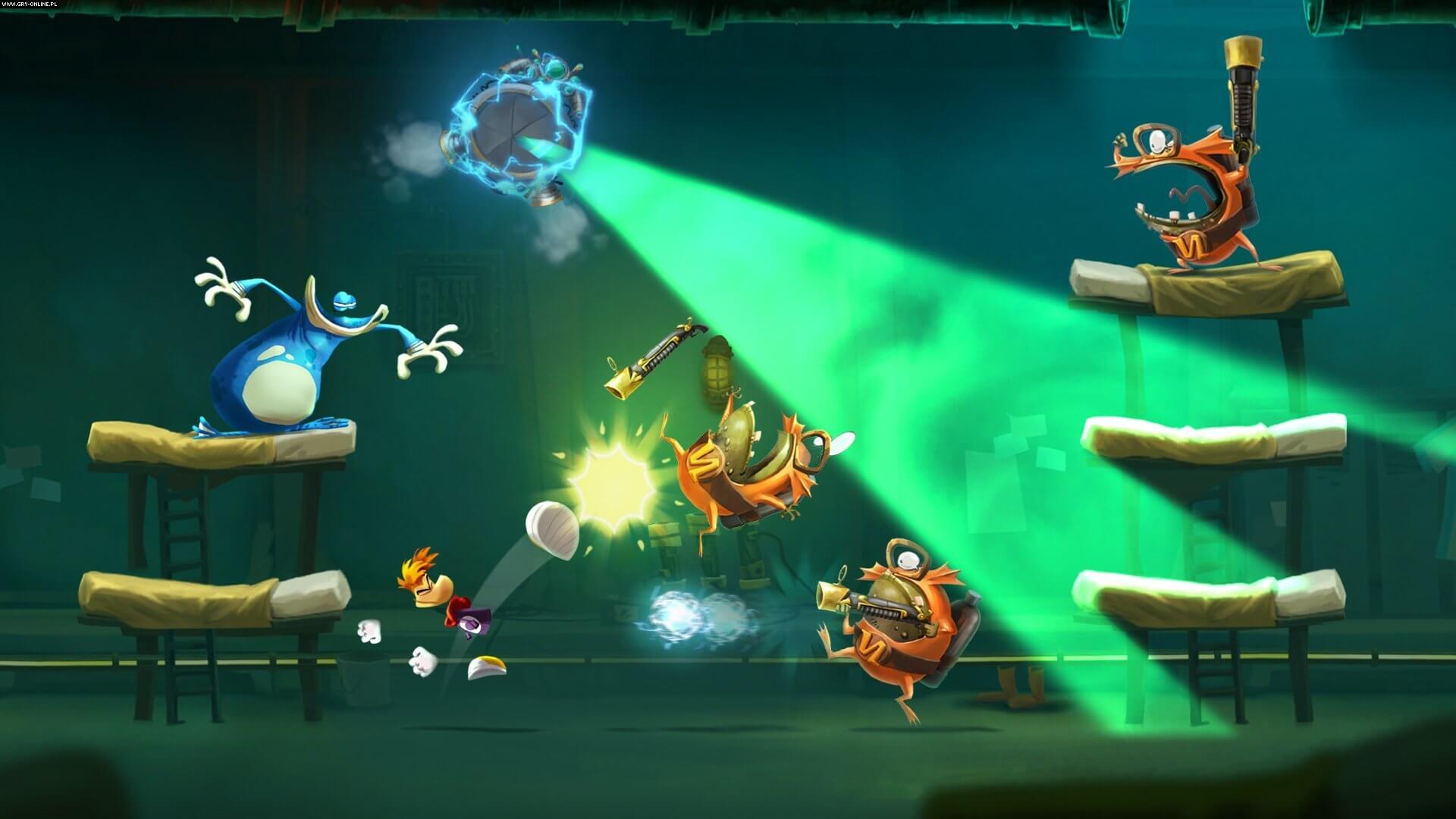 Rayman Legends Gameplay Screenshot 5