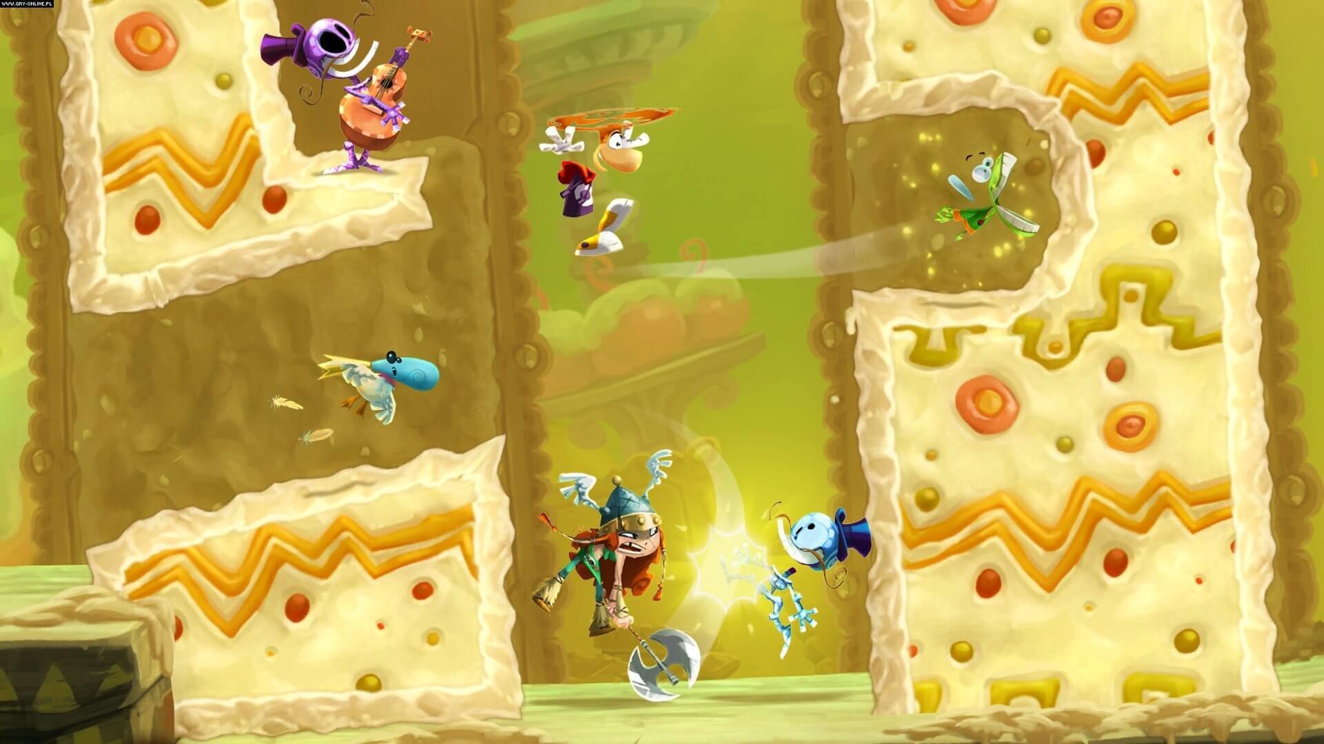 Rayman Legends Gameplay Screenshot 6