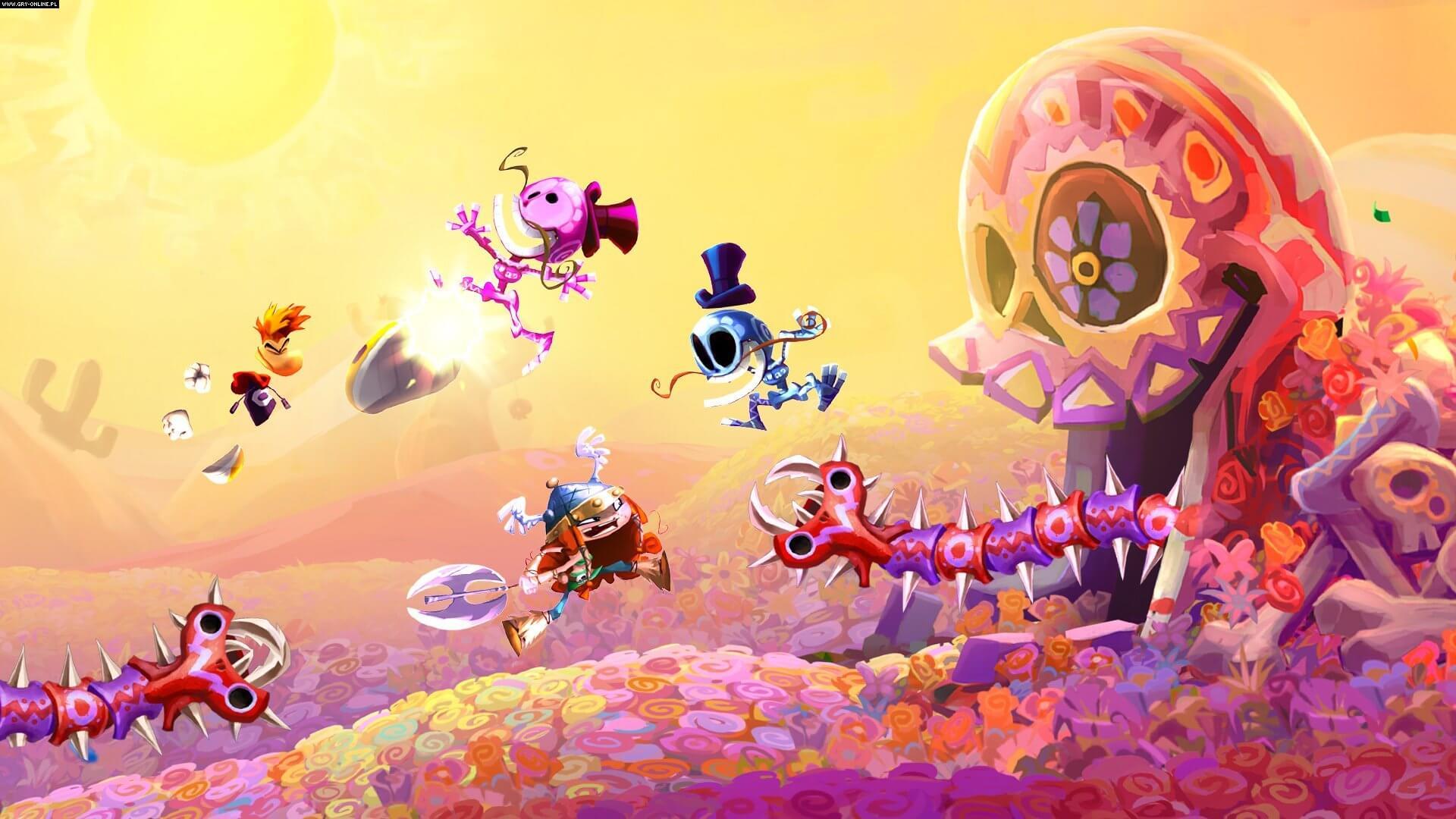 Rayman Legends Gameplay Screenshot 7
