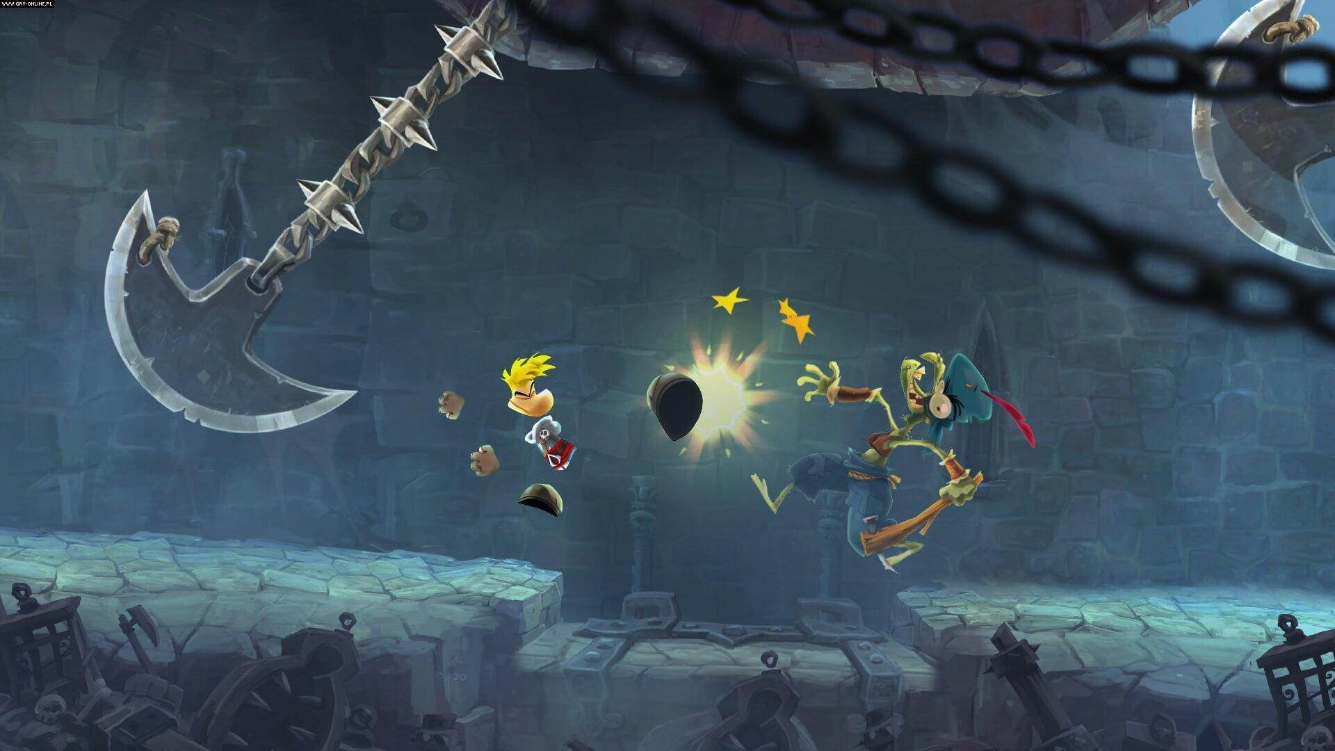 Rayman Legends Gameplay Screenshot 8