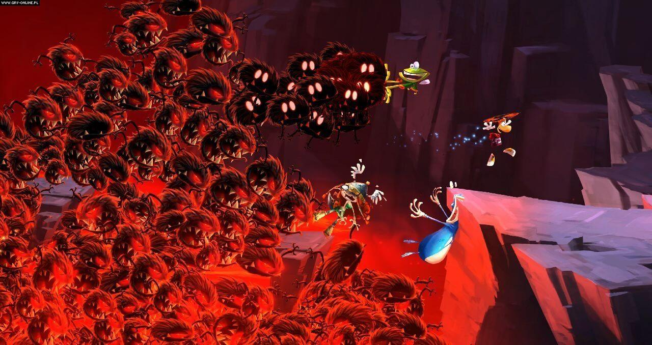 Rayman Legends Gameplay Screenshot 9