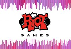 Riot Games Logo Wallpaper