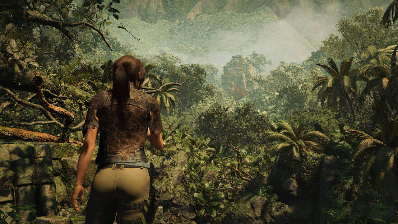 Shadow Of The Tomb Raider Gameplay Screenshot 1