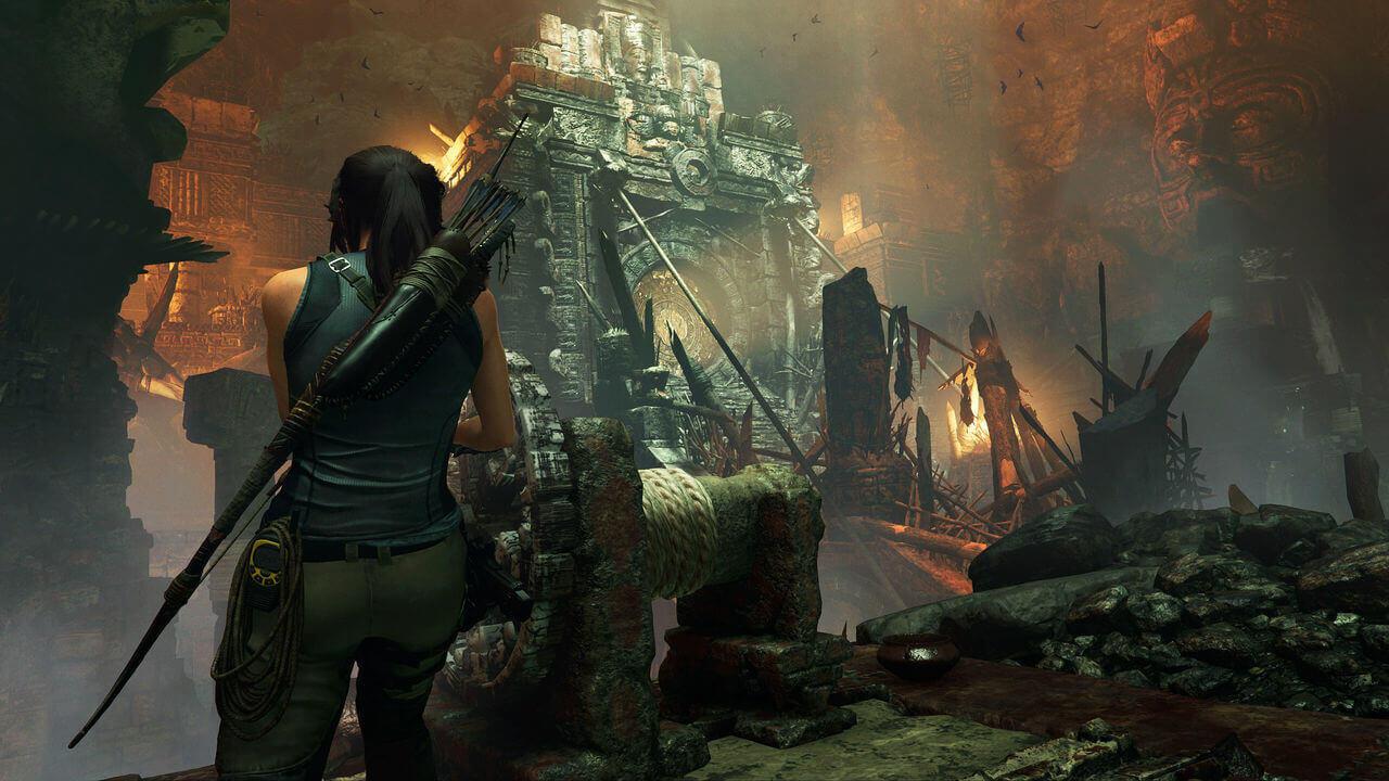 Shadow Of The Tomb Raider Gameplay Screenshot 3