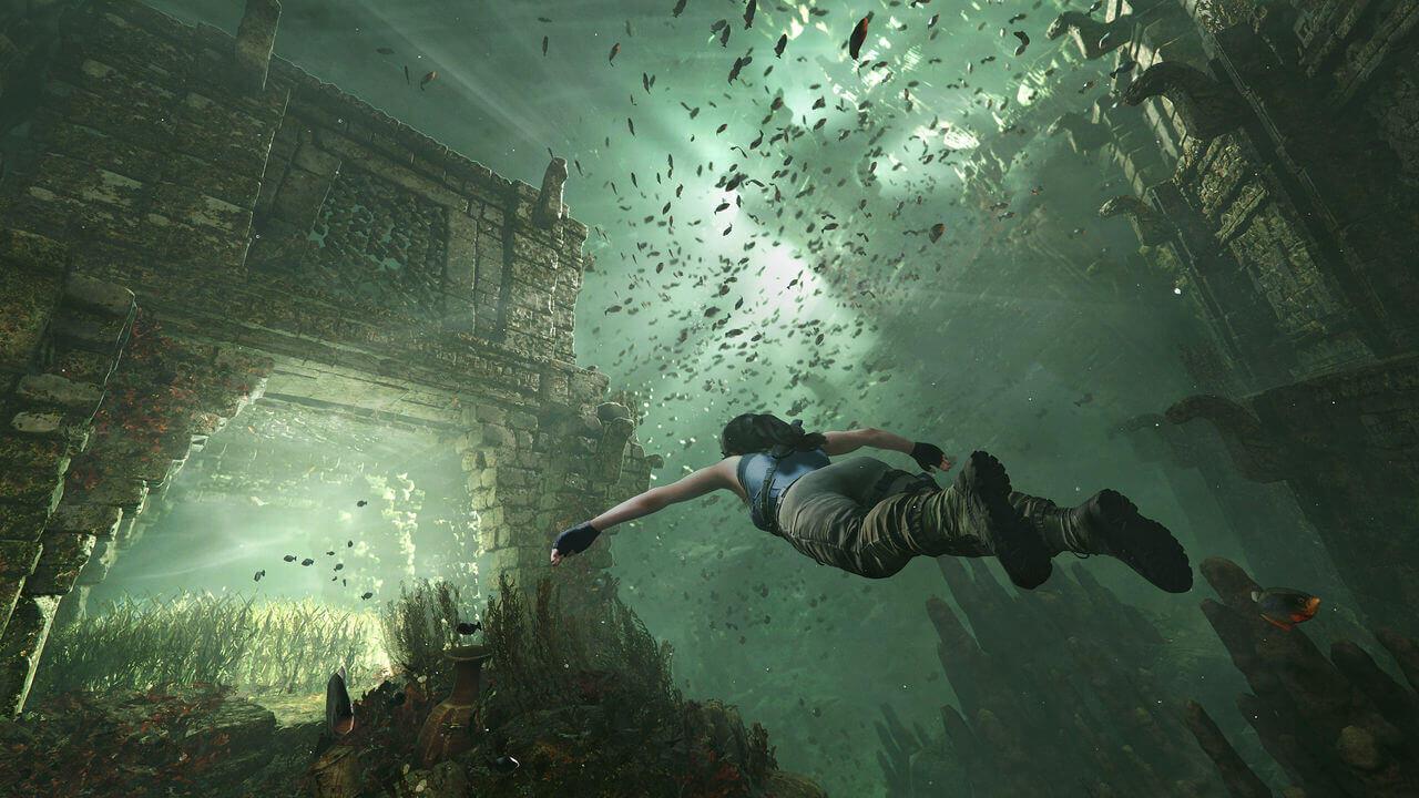 Shadow Of The Tomb Raider Gameplay Screenshot 4