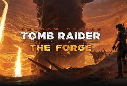 Shadow Of The Tomb Raider The Forge Wallpaper