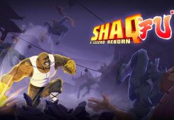 Shaq Fu A Legend Reborn Wallpaper