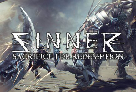 Sinner Sacrifice For Redemption Wallpaper